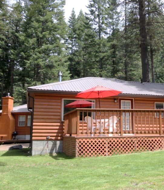 Cabin 1, Eagle Cap Chalets