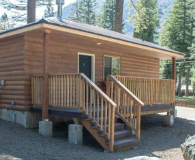 Honeymoon Cabin – 8, Eagle Cap Chalets