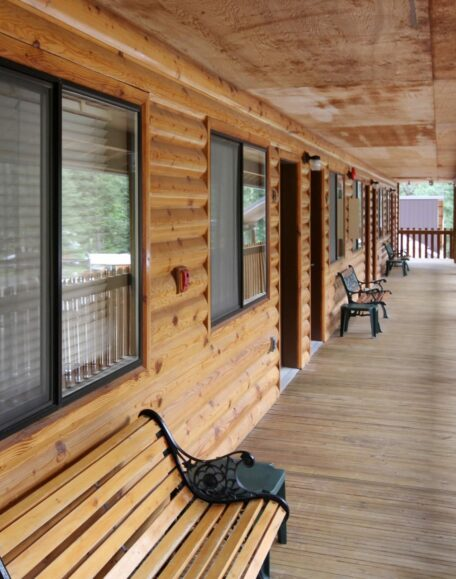 Double Queen Chalet, Eagle Cap Chalets